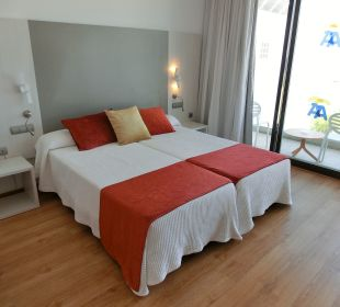 Zimmer Hotel Abrat