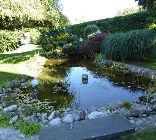 Kleiner Teich Haus Madlein