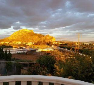 Blick vom Balkon Hotel Los Caballos