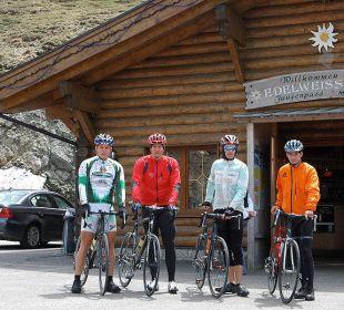Wöchentliche geführte Rennradtouren Hotel Taubers Unterwirt
