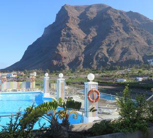 Ausblick Hotel Gran Rey