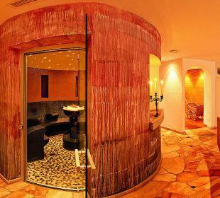 Die Artemisia-Kräutersauna Hotel Taubers Unterwirt