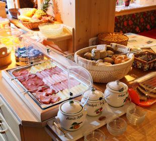 Frühstücksbuffet Pension Tannenhof