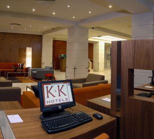 Internet Workstation K+K Hotel Opera
