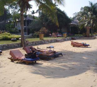 Liegenbereich Sea Sand Sun Resort