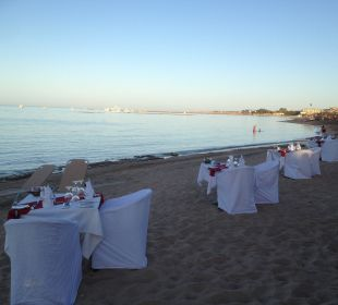 Sunset-Dinner Sensimar Makadi Hotel