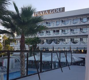 Außenansicht Hotel Playa Golf