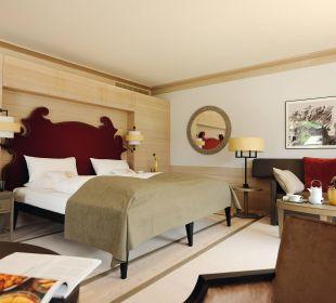 Doppelzimmer Travel Charme Ifen Hotel Kleinwalsertal
