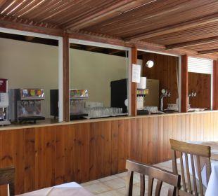 Getränkeautomaten  Eurohotel Katrin Hotel & Bungalows