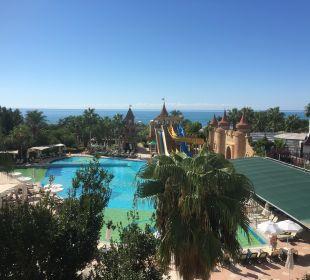 Zimmerausblick Belek Beach Resort Hotel
