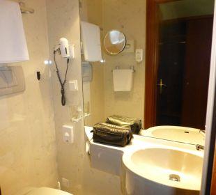 Bas/Toilette Ringhotel Central
