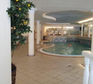 Der Pool Hotel Bellevue & Austria
