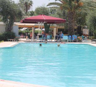 Einer von zwei Pools Hotel Elea Beach