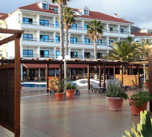 Rückseite Galo Resort Galosol