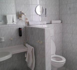 Badezimmer Hotel Haverkamp