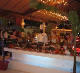 Silvesterbüffet Lily Beach Resort & Spa