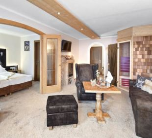 """Ritter-Suite"" Vital Hotel Zum Ritter"