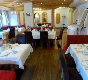 Speisezimmer Edelweiss Grossarl - Der Stern in den Alpen