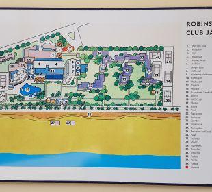 Übersicht ROBINSON Club Jandia Playa