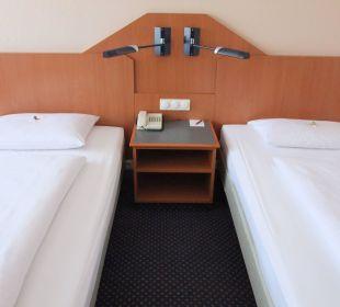 TWIN Zimmer Arcadia Hotel Berlin