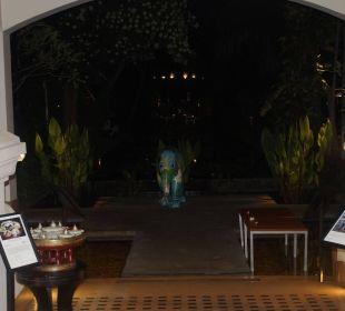 Vom Lobby zum Garten Anantara Bophut Resort & Spa