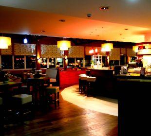 "Blick in das Restaurant ""Wok"" Hapimag Resort Winterberg"