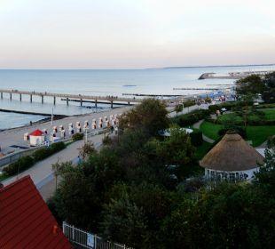 Außenansicht Travel Charme Ostseehotel Kühlungsborn