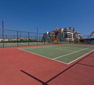 Tennis Platz Sherwood Dreams Resort