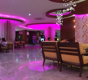 Lobby Hotel Grand Zaman Beach