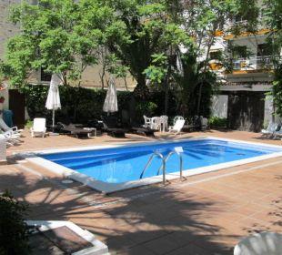 Pool mit Sprudelbereich Hotel Galeon