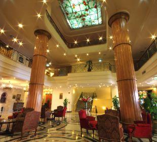 Lobby Steigenberger Hotel Nile Palace