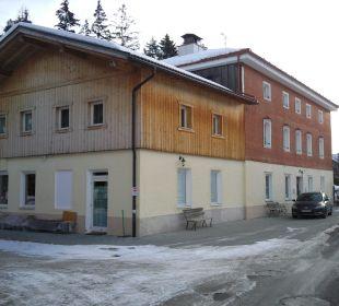 Vorderansicht des Prennhofs, Villa Vidal