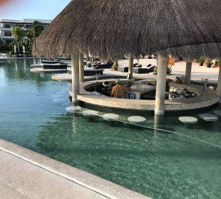 Poolbar Secrets Maroma Beach Riviera Cancun