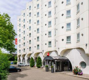 Außenansicht Hotel Ibis Bochum Zentrum
