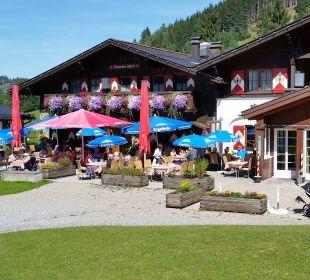 Schrofenhütte Landhaus Wildschütz