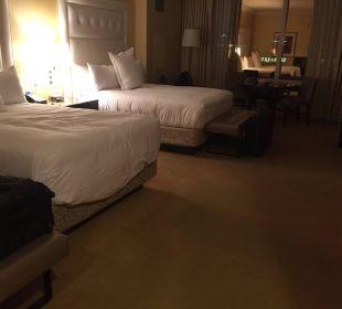Zwei Betten Hotel Trump International