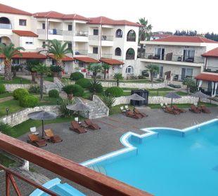 Gepflegte Hotelanlage! Blue Bay Halkidiki