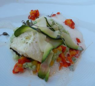 Köstlichkeiten aus der Küche Strandhotel Ostseeblick