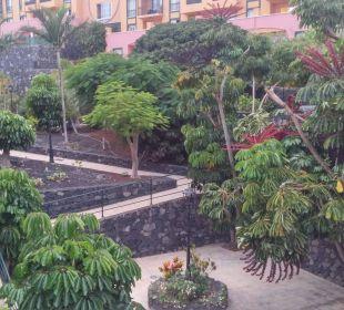 Außenanlagen Hotel Las Olas