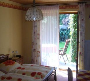 4-Sterne-Ferienwohnung, Schlafzimmer 2 Ferienwohnung Lettenmaier