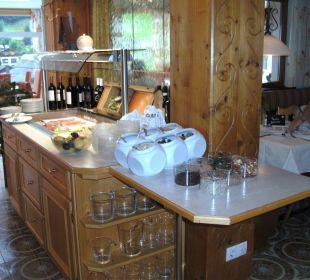 Frühstücksbuffet Hotel Silbertal