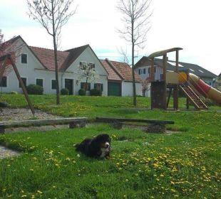 Spielplatz Bauernhof Dorfhof Bauer