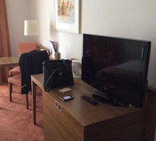 Sitzgelegenheit Hotel Holiday Inn Nürnberg City Centre