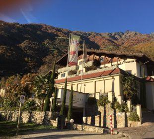 Traumhafte Lage des Hotels DolceVita Hotel Preidlhof