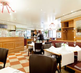 Brasserie Steiger Hotel Basel
