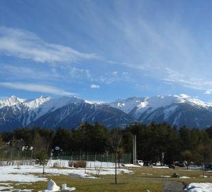 Blick in die Berge Kaysers Tirolresort