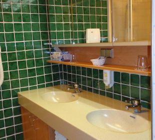 Badezimmer C-Reihe Hotel Ottenstein
