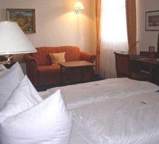 Doppelzimmer Hotel Angerbräu