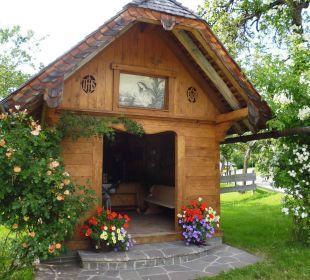 Familienkapelle beim Bauernhaus Bauernhof Holznerhof