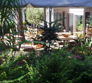 Restaurantgarten AKZENT Hotel Kaliebe
